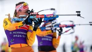 Herrmann Zweite im Weltcup-Sprint