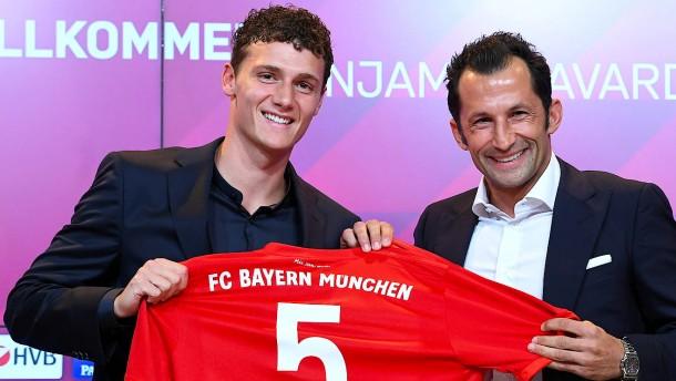 Forsche Töne von Bayerns neuem Weltmeister