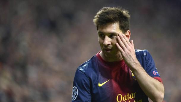 Lionel Messi unter Steuerbetrugsverdacht