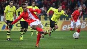 Elfmeterschießen in der Bundesliga