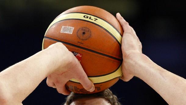 Der Basketball ist ein Vorbild