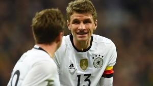 Deutschland sucht die Eroberer