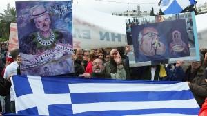 Landesweite Streiks gegen drastische Sparpläne