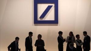 Deutsche Bank streicht Dividende für zwei Jahre