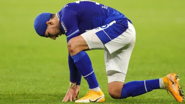 Die totale Verzweiflung von Schalke 04