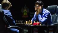 Anand kommt gegen Carlsen nicht voran