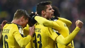 Dortmund verdirbt den Bayern die Laune