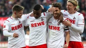 Köln setzt den Höhenflug fort