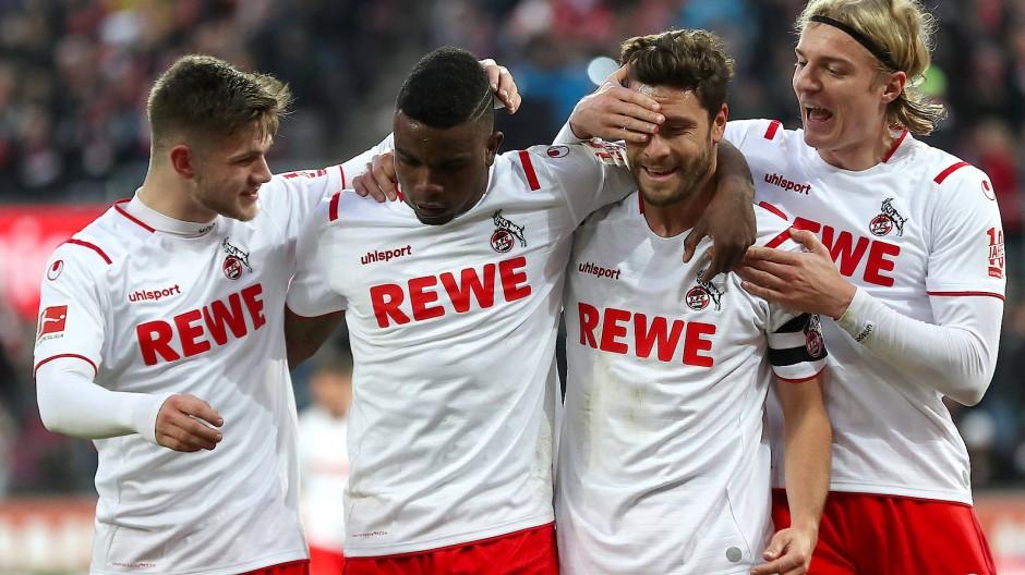 Köln setzt seine Serie aus dem alten Jahr fort und siegt wieder.