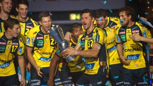 Rhein-Neckar Löwen siegen im Supercup