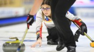 Anführerin der deutschen Curling-Frauen: Daniela Jentsch