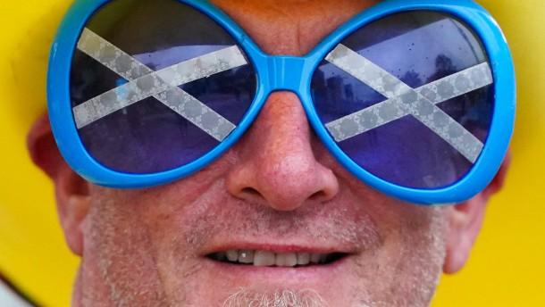 Ihr erstes EM-Tor könnte den Schotten reichen