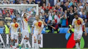 Nach Spaniens Aus wird ein neuer Herrscher gesucht