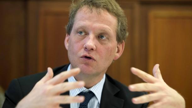 Austritt aus der FDP: Eric Schweitzer