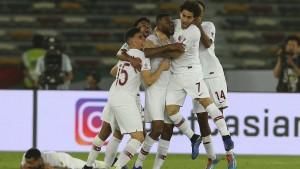 WM-Gastgeber Qatar lässt aufhorchen
