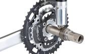 Ein paar Watt mehr: Aus einem klassischen Rennrad lässt sich leicht ein E-Bike machen