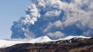 Der Eyjafjallajökull: sein Husten bringt ganz Europa durcheinander