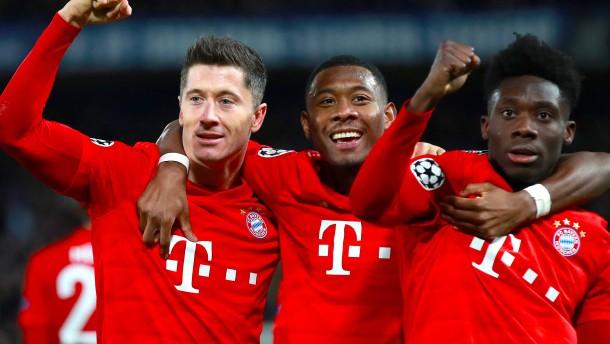 Der Triumph des neuen FC Bayern