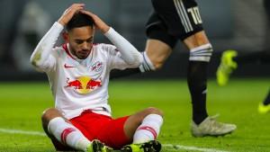Dose leer in der Europa League