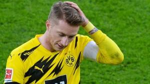 Dortmunder Debakel gegen Krisenklub