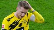 Kaum zu glauben: Marco Reus unterliegt mit der Borussia gegen Köln.