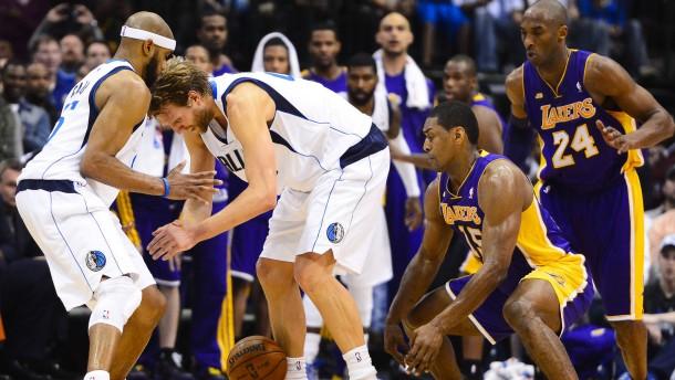 Götterdämmerung in der NBA