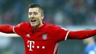 FC Bayern verliert Plätze in der Geld-Rangliste