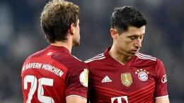 Ist bei den Bayern etwa mehr kaputt?