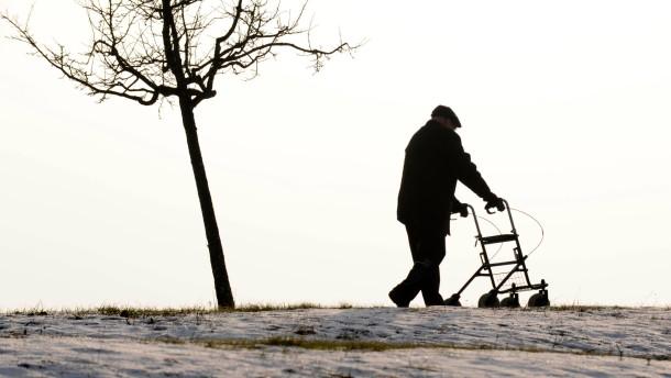 Von Juli an steigen die Renten in Deutschland