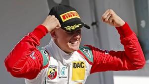 Nächster Karrieresprung für Mick Schumacher