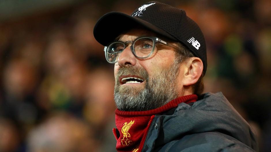Im Fokus von vielen: Liverpool-Trainer Jürgen Klopp