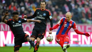 FC Bayern eröffnet Saison gegen den HSV