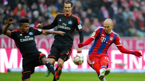 Bundesliga Spielplan 201516 Bayern Startet Gegen Hsv