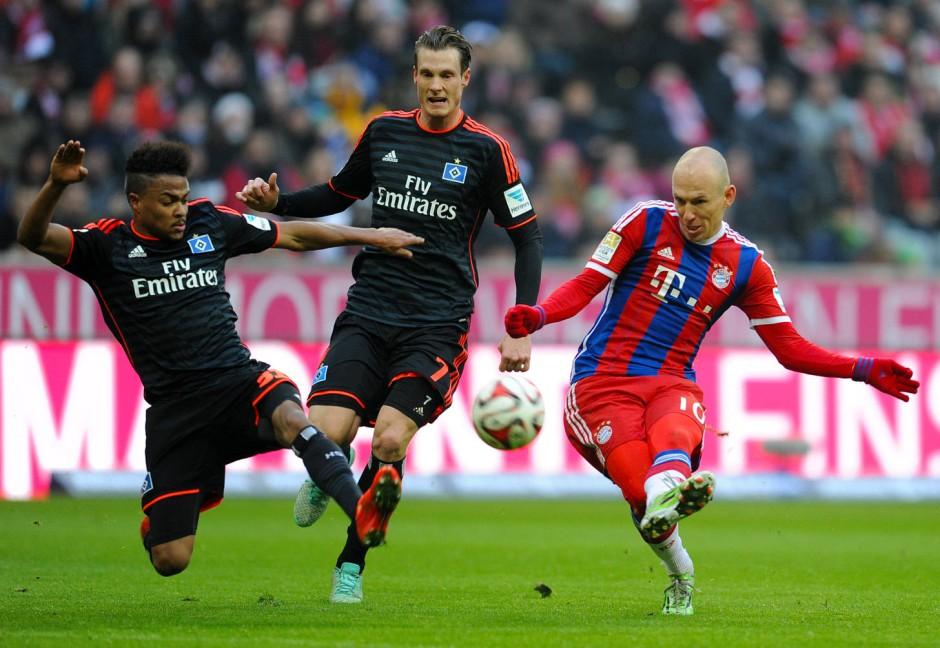 Bundesliga Bayern Hsv