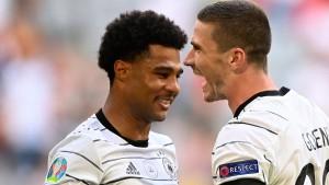 Deutschland mit einem Sieg ins Achtelfinale