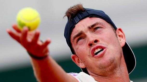 Das Tennis-Märchen des Maximilian Marterer
