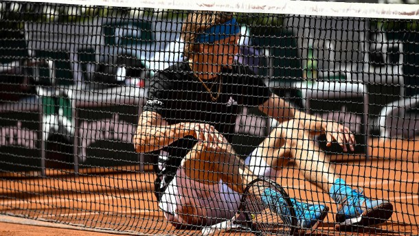 Zverev scheitert an Djokovic