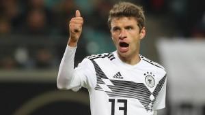 Olympia-Gespräche mit Müller laufen