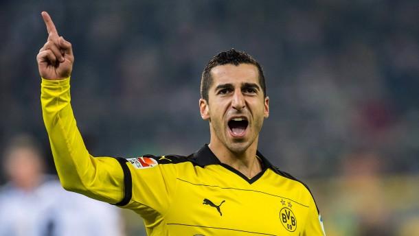 Dortmund denkt über Mchitarjan-Wechsel nach
