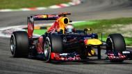 """""""Ich denke, das Ergebnis ist mehr oder weniger das Maximum"""": Sebastian Vettel"""