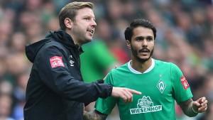 Wieder reicht Werder eine Führung nicht