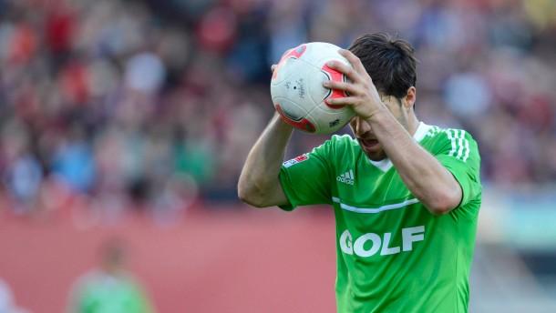 Wolfsburg einfallslos