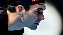 Die eindrucksvolle Show des Roger Federer