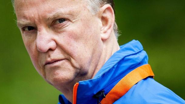 Van Gaal  übernimmt Manchester United