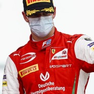 Ein Sieg wäre ihm lieber: Mick Schumacher am vergangenen Wochenende in Silverstone