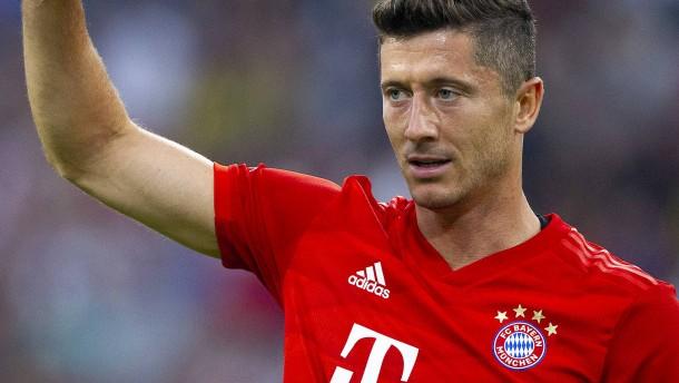 Lewandowski diktiert den Bayern seinen Wunschzettel