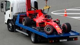 Heftiger Unfall von Vettel – Hamilton jagt Schumacher