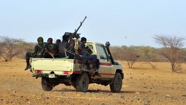Tuareg kämpfen gegen Islamisten