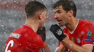 Der unerschütterliche Optimismus des FC Bayern