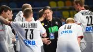 Vorfreude oder Angst vor der Infektion? Gemischte Gefühle bei Deutschlands Handball-Nationalmannschaft